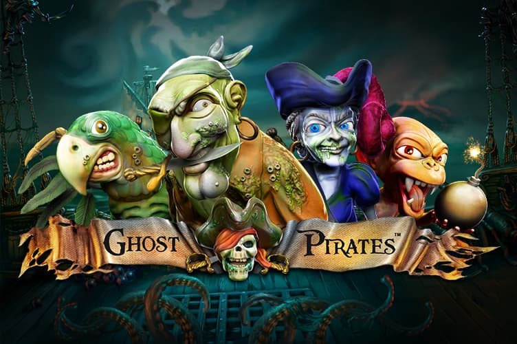 Ghost Pirates Online Slot - Coppers Creek Gambling